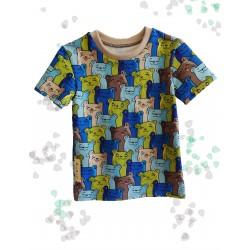 chlapčenské tričko...
